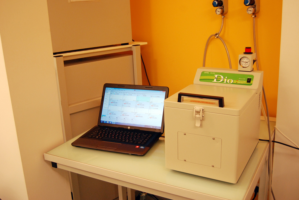 Kronos Dio - луминометър за детекция на биолуминесценция в живи клетки
